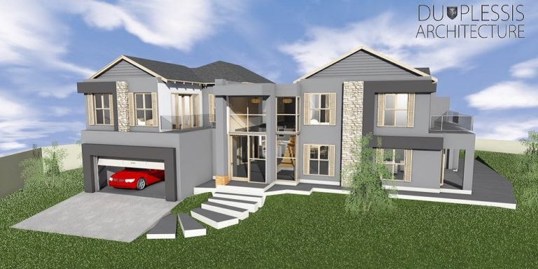 Designed by Du Plessis Architecture